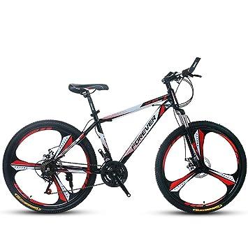 HECHEN Bicicleta de una Rueda de Desplazamiento - Bicicleta de montaña para Adultos 21/24