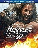 Hercules [Blu-ray 3D + Blu-ray + DVD + Digital Copy]