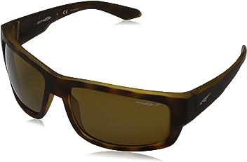 1646f2450c Arnette Men s Grifter Polarized Rectangular Sunglasses