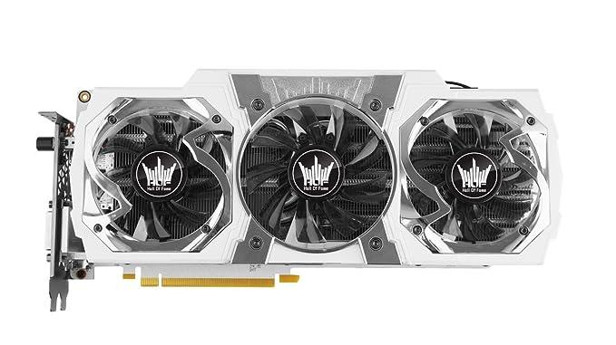 GALAX GeForce GTX 980 Ti HOF 6GB NVIDIA GeForce GTX 980 Ti 6GB ...