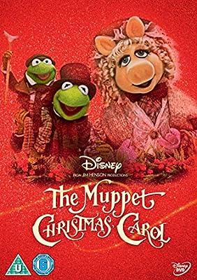 The Muppet Christmas Carol Trailer 1992.Disney Muppet Christmas Carol 1992 Dvd Amazon Com