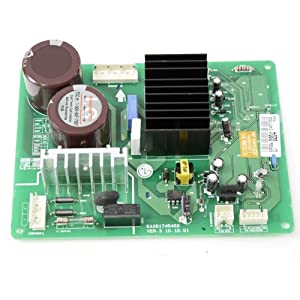 Lg EBR65640204 Refrigerator Compressor Control Board Genuine Original Equipment Manufacturer (OEM) Part