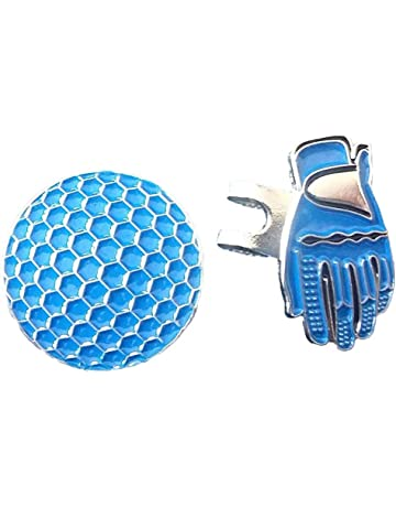 88eaef69729b pushfocourag Golf Ball Aiming Marker with Magnetic Glove Hat Cap Visor Clip  Training Aids