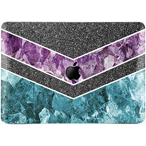 Lex Altern Glitter MacBook Case Pro 15 13 inches Air 11 12 Sparkly Crystal Teal Mac 2018 Gray Matte Retina Purple Marble Glossy Rhinestone Cover Hard Apple 2017 Geometric Protective Line Quartz Gift