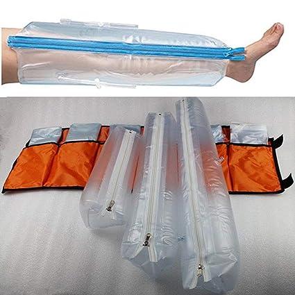 Amazon.com: First Aid Air Splint Kits, Inflatable Plastic ...