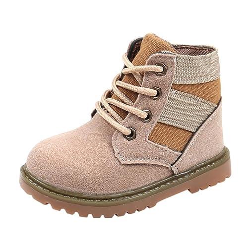 Zapatos Bebe niña Invierno con Suela Botines para Niñas Switchali Zapatos Bebe niña Recien Nacida de
