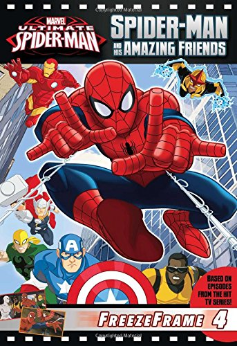 Marvel Ultimate Spider Man Amazing Friends