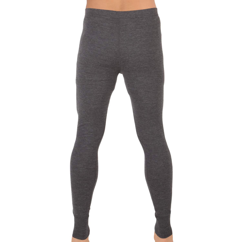 MERIWOOL Men/'s Merino Wool Midweight Baselayer Bottom Choose Your Color /& Size