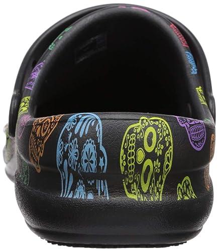 f41c65af766c crocs Unisex-Erwachsene Bistro Graphic Clogs  Amazon.de  Schuhe    Handtaschen