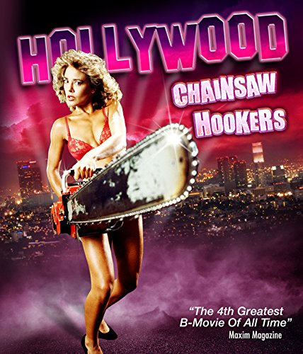 Hollywood Chainsaw Hookers - Blu-ray Special Edition