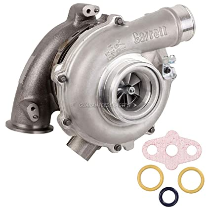 Garrett Turbo Kit w/Turbocharger Gaskets For Ford F250 F350 Excursion 6.0L - BuyAutoParts