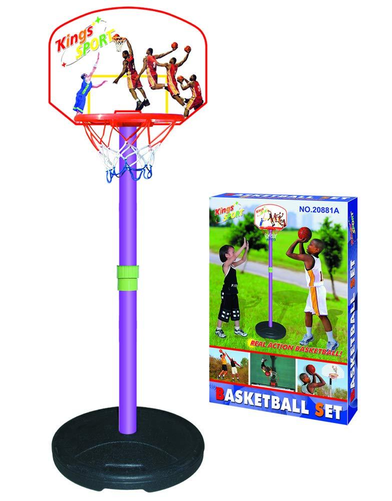 kings Sport Canasta DE Baloncesto para NI/ÑOS