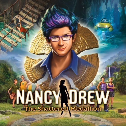 Nancy Drew: The Shattered Medallion [Download] by Her Interactive