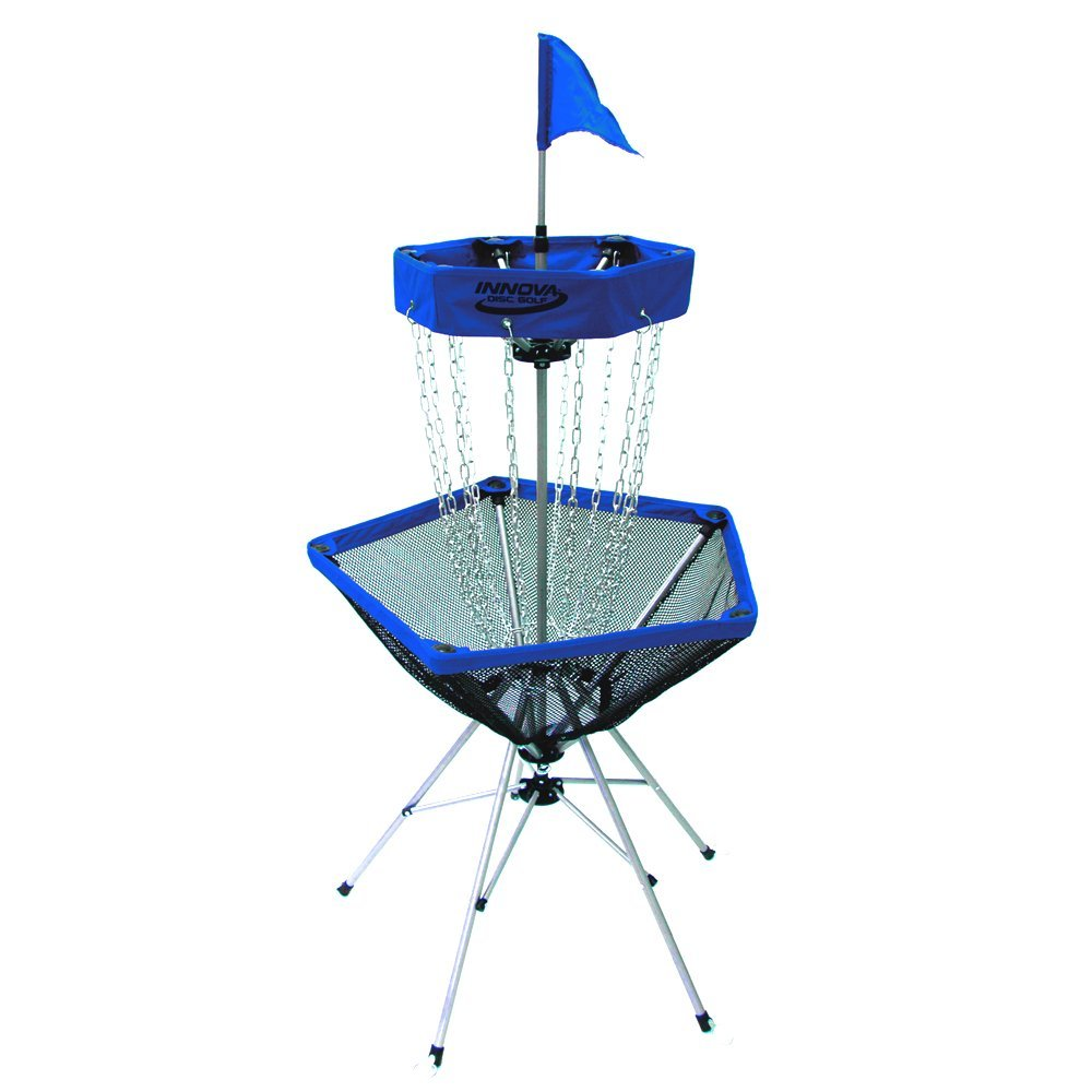 Innova Discatcher Traveler Basket - Blue by Innova