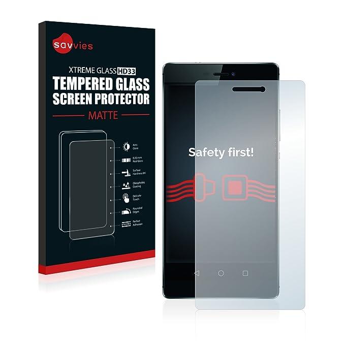 5 opinioni per Huawei P8 Vetro Temperato Opaco, Pellicola Prottetiva Vetro- Durezza 9H,