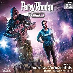 Auroras Vermächtnis (Perry Rhodan NEO 92)