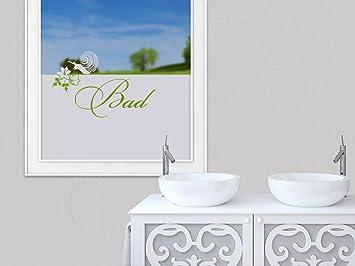 Graz Design 980083_80x57 Fensterdekor Milchglasfolie Sichtschutz ...