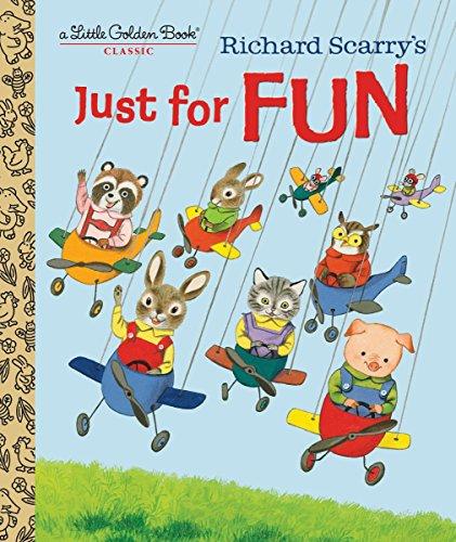 t For Fun (Little Golden Book) ()
