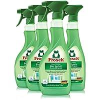 Frosch Natural Bio Spirit Glass & Multi Surface Cleaner, 500ml (4)
