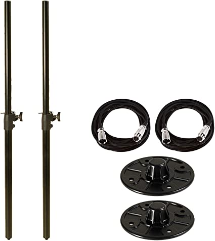Adaptor Cables /'20 On Stage SS7746 Adjustable Subwoofer Pole with M20 Thread