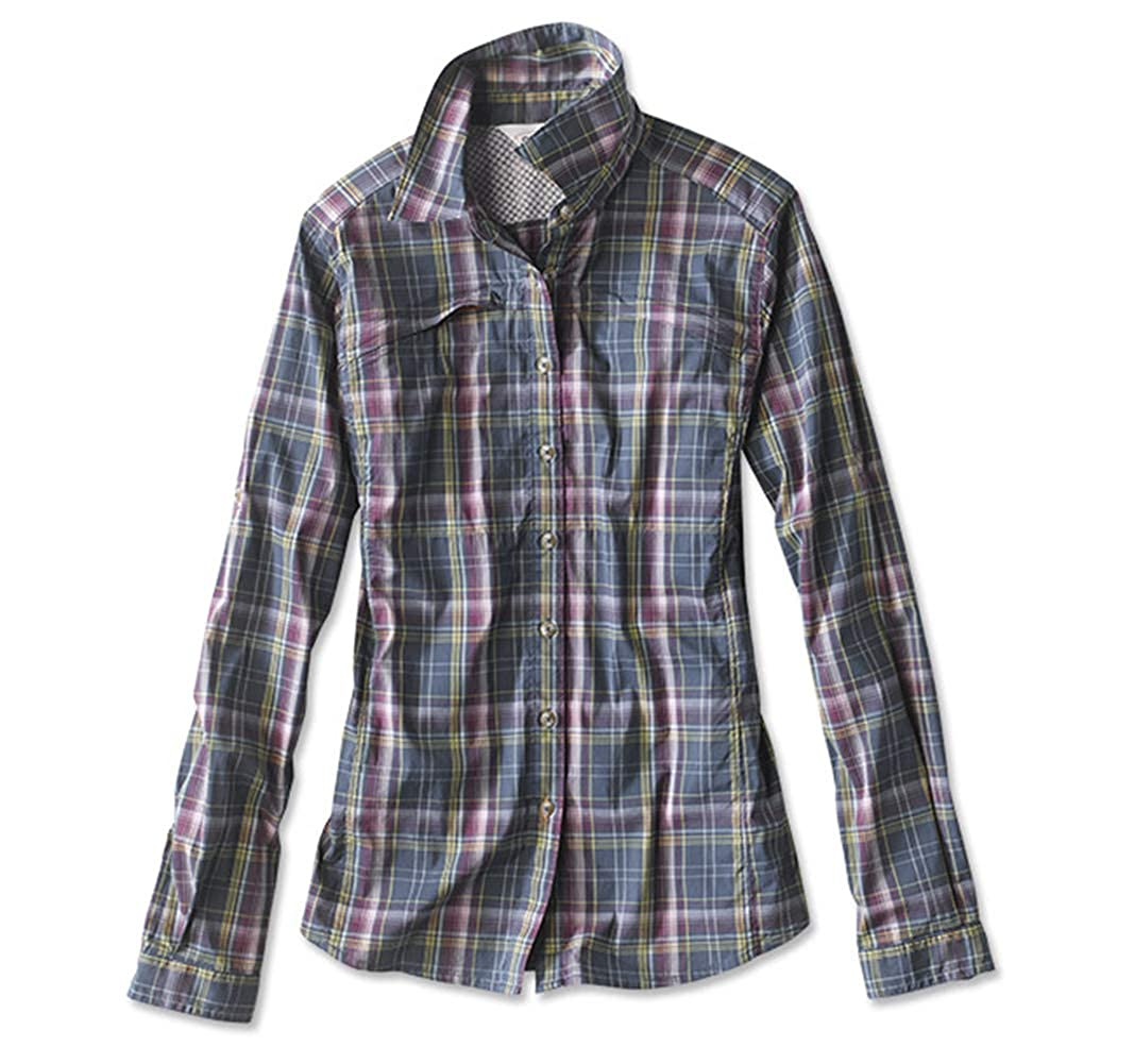 Casual Button-down Shirts Clothing, Shoes & Accessories Orvis Long-sleeve Button Down Shirt Check Plaid Mens L 2019 Latest Style Online Sale 50%