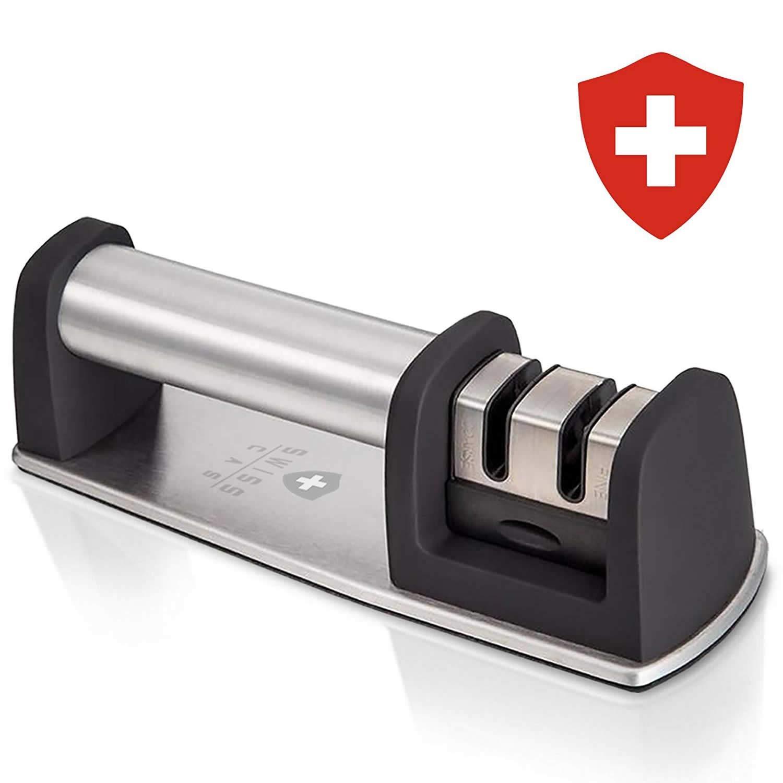 Kitchen Knife Sharpener by Swiss Cas - Afilador de Cuchillos