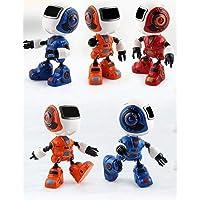 Metal Ses Tekrarlayan Küçük Robot