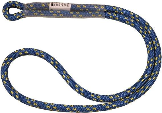Rock N Rescue 8mm Sewn Prusik Loops Blue 20