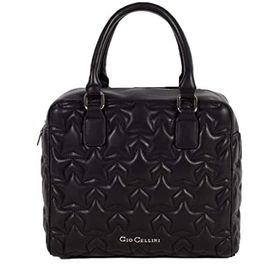 Stock Borsa Gio Cellini Nero CARTELLA FRANGE BF005 53320