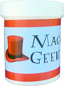Magic Geek Slush Powder - 2 Ounce Bottle - Instantly Turns Most Any Liquid to Gel