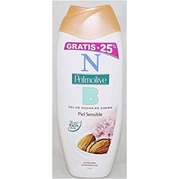 PALMOLIVE NB GEL 600ML+25% ALMENDRA