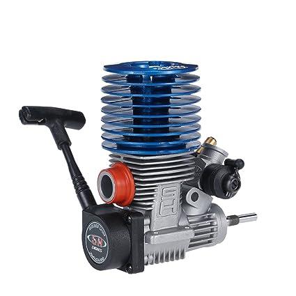 Buy Docooler SH M21-P3 3 48cc 2-Stroke Pull Start Engine for 1/8
