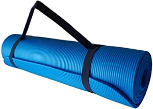 فرشة تدفق الهواء الناعمة مع حزام للحمل من أزور (10 ملم NBR)
