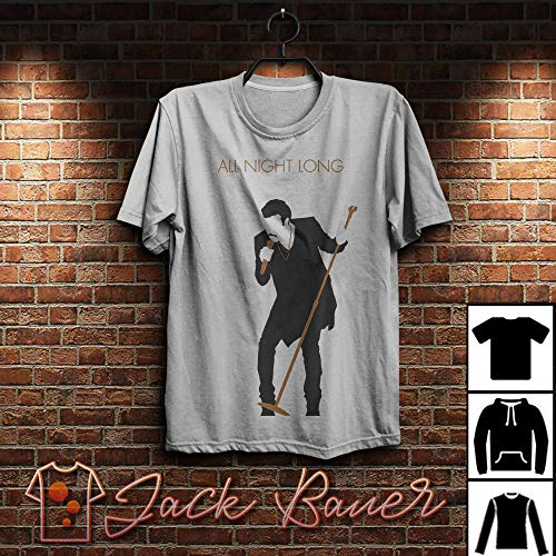 Lionel Richie All Night Long T-Shirt Long T-Shirt Sweatshirt Hoodie