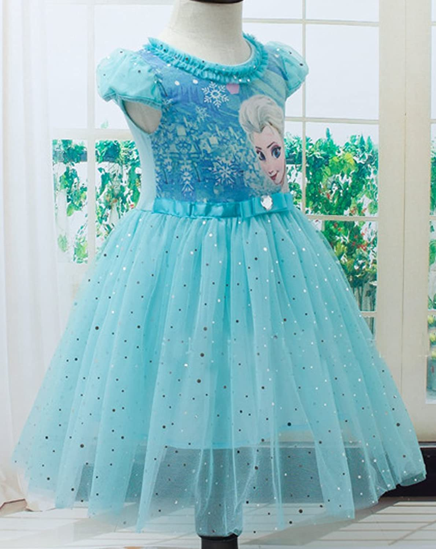 Amazon.com: Eyekepper Kids Children Girls Cartoon Elsa Princess ...