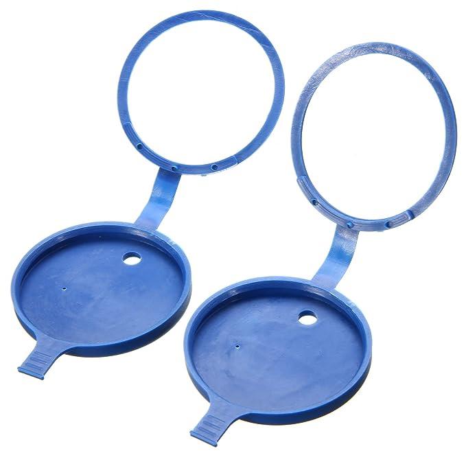 Topsame - Tapón para depósito de líquido de limpiaparabrisas de ...