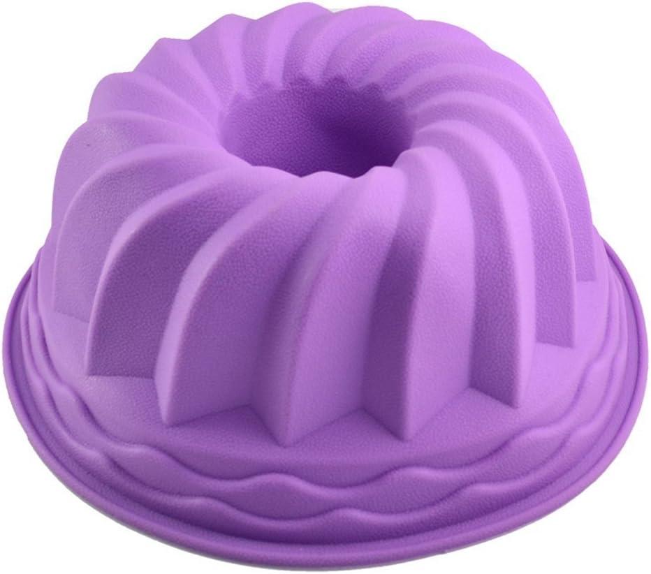 Moldes de silicona para repostería, tamaño grande