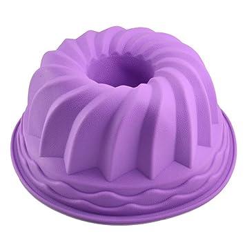 Moldes de silicona cubo de hielo pastel de chocolate cupcake jabón moldes de bricolaje: Amazon.es: Bricolaje y herramientas