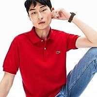 LACOSTE 法国鳄鱼 男式 Polo衫 L1212-00-240-4 240/红色 4