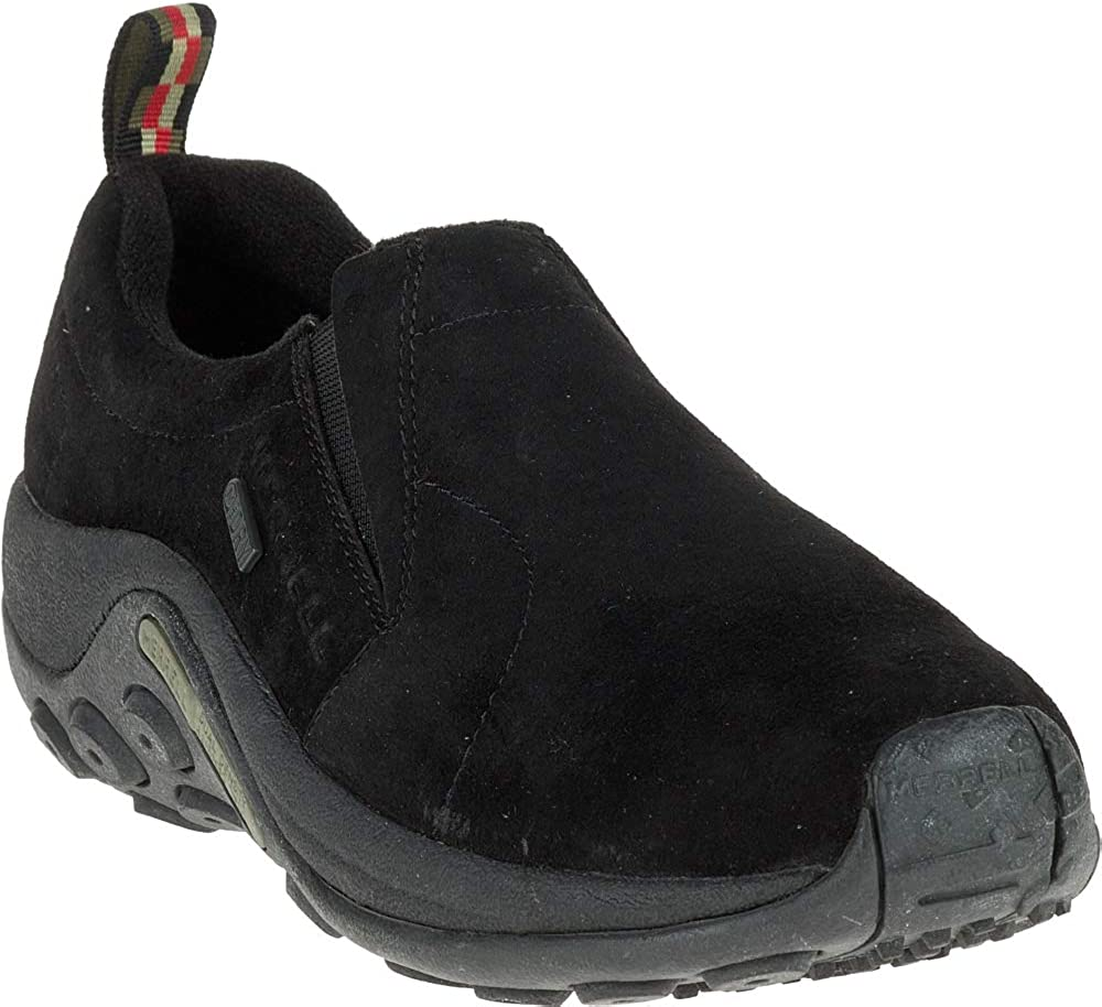 merrell jungle moc nubuck black 700