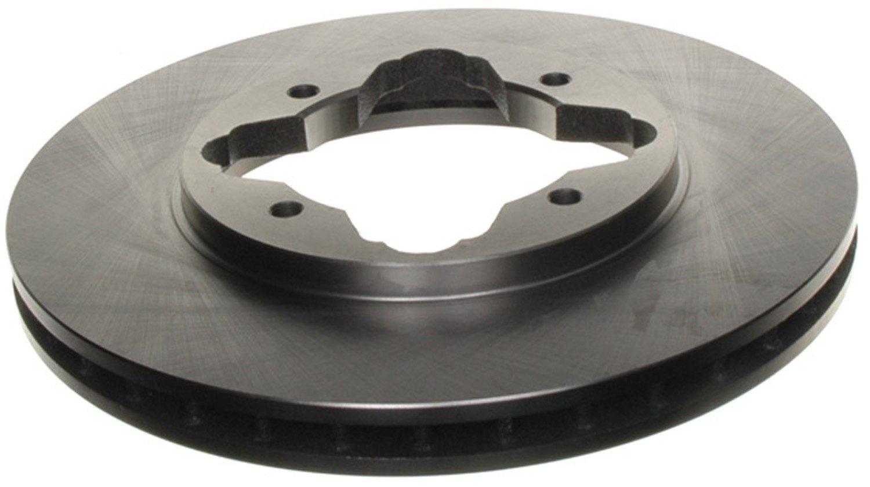 ACDelco 18A387A Advantage Non-Coated Front Disc Brake Rotor