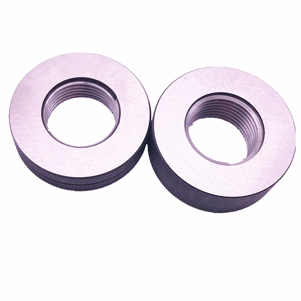 M18 x 1 thread ring gage 6g GO NOGO 100/% calibrated ship by Fedex Delivery in 4 days