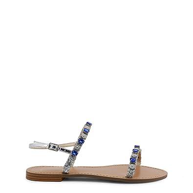 1ad27a19915 Versace Jeans E0VRBS52 Sandale Femme  Amazon.fr  Chaussures et Sacs