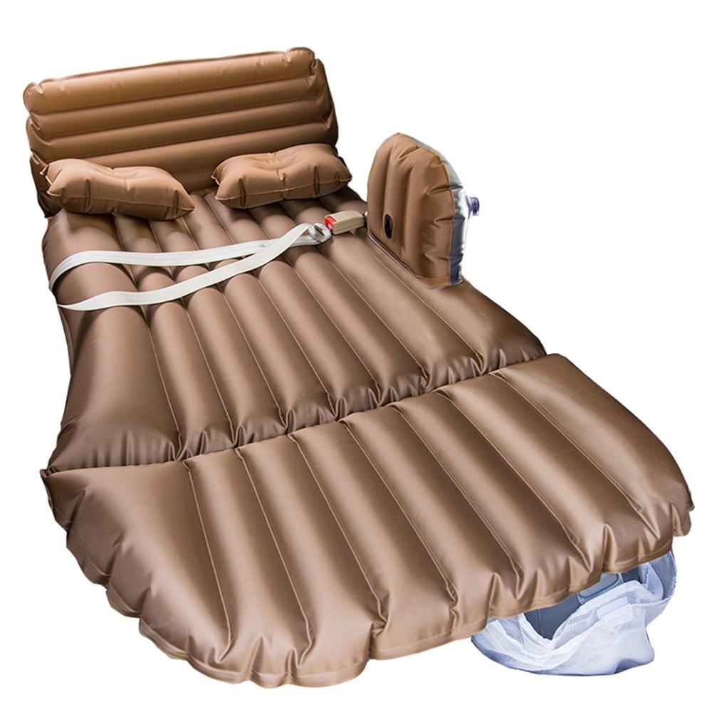 HPLL Aufblasbares Bett Faltbares aufblasbares Bett Reisebettauto Bequemes atmendes aufblasbares Bett Tragbares aufblasbares Bett im Freien
