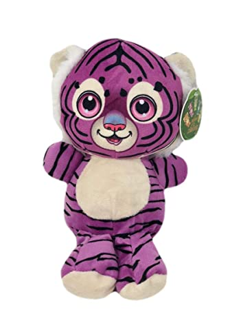 Amazon Com Safari Siblings World Plush Collection 10 Plush Tiger