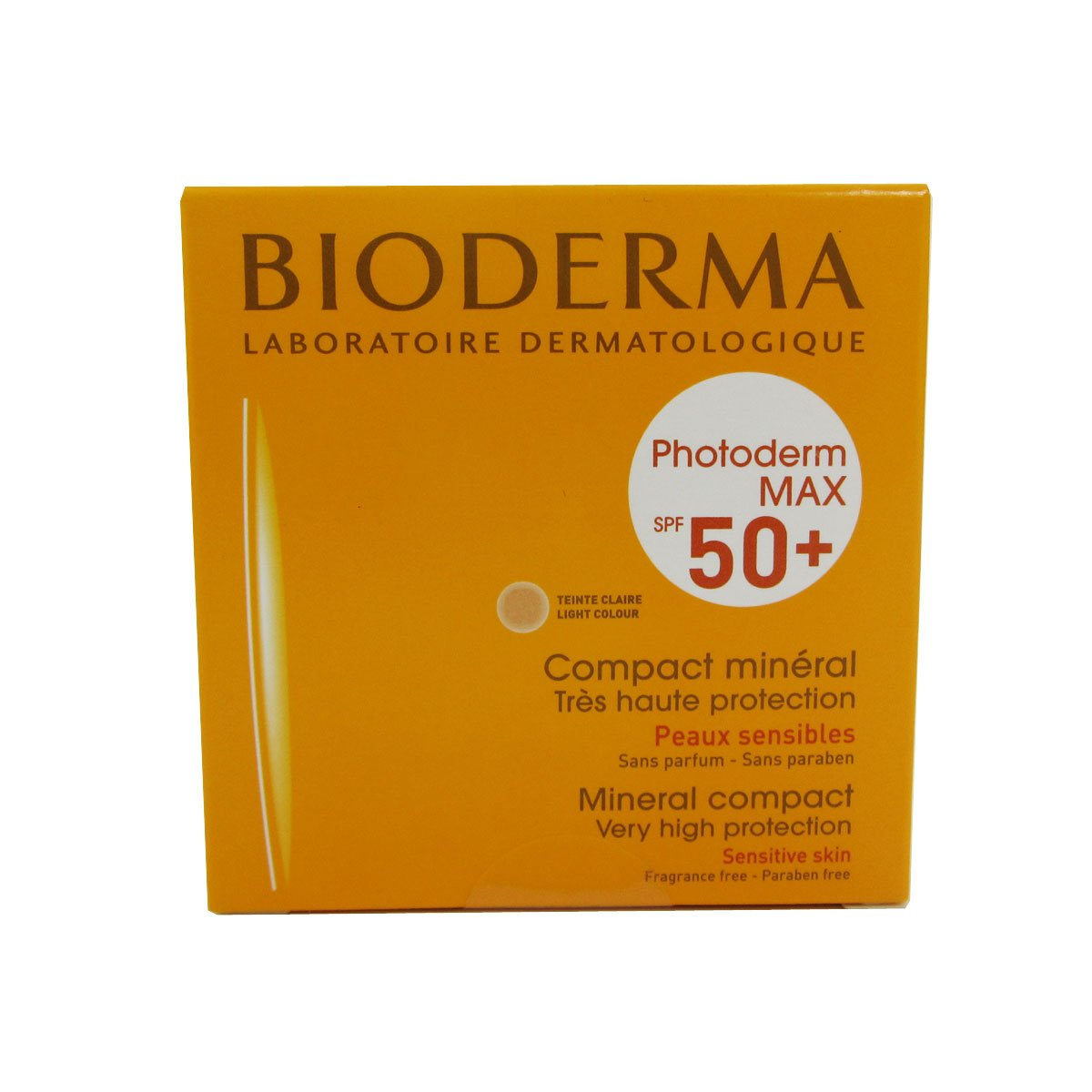 BIODERMA Photoderm Max KompaktSonnenc.SPF 50+ hell 10 g Creme Aktiv ...