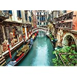 Clementoni High Quality Collection Puzzle Venice Canal 1000 Pezzi 39458