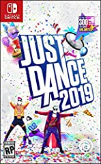 """Dance to your own beat with Just Dance 2019, the ultimate dance game featuring 40 hot tracks from chart-topping hits to family favorites, including """"Havana"""" by Camila Cabello, """"Bang Bang Bang"""" by BIGBANG, """"No Tears Left To Cry"""" by Ariana Gran..."""