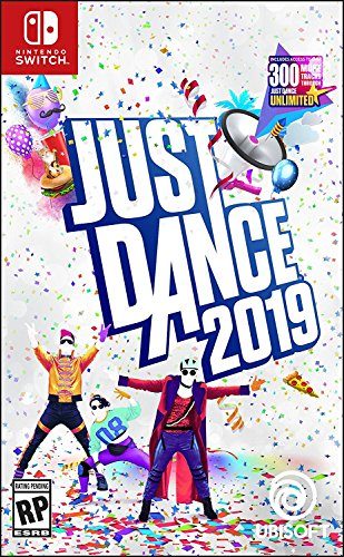 Just Dance 2019 - Nintendo Switch Standard Edition (Top 20 Best Ps3 Games)