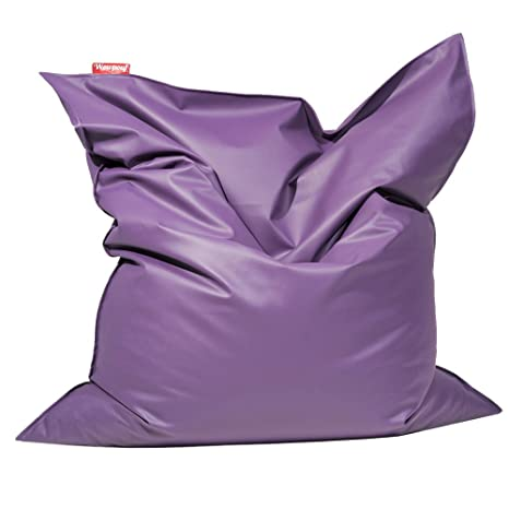 WowPouf Cojin Puff Gigante (Violeta): Amazon.es: Hogar